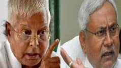 Bihar Bypolls 2021: कल नीतीश ने कहा था-वो गोली मार देंगे, लालू का जवाब-मारेंगे क्या, अपने मर जाओगे
