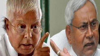 लालू यादव ने ट्वीट कर नीतीश कुमार पर बोला हमला, कहा-नीताश संघ की गोद में खेलने वाले प्यादे और छोटे रिचार्ज