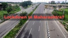 Maharashtra Lockdown News: Decision on Statewide Shutdown Likely Today