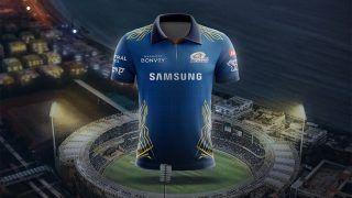 Mumbai Indians UNVEIL New Jersey Ahead of New IPL Season