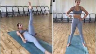 WATCH: Get Hot Abs Like Malaika Arora With 3 Simple Exercises