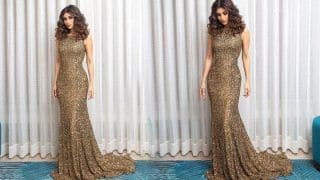 Mouni Roy in Rs 73,199 Sequin Gown is Stunning-Beyond-Words| See PICS