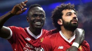 Champions League Results: Mohamed Salah, Sadio Mane Fire Liverpool Into Quarterfinals; Barcelona Crash Out After Playing 1-1 Draw Against PSG