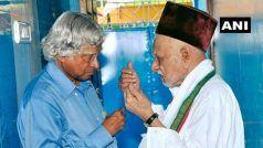 पूर्व राष्ट्रपति डॉ. कलाम के बड़े भाई मोहम्मद मुथु मीरा का 104 साल की उम्र में निधन, रामेश्वरम में ली अंतिम सांस