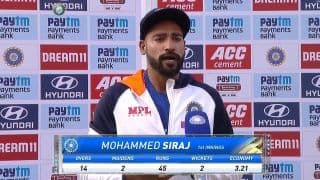 'Usne Mujhe Gaali Diya Bouncer Marne Ke Baad' - Siraj on Stokes ABUSING Him