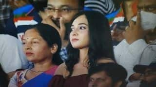 ONLY Positive - Indian Fan Steals Show During 1st T20I