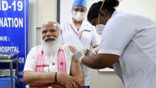 PM Modi Man Ki Baat: 'मन की बात' में पीएम मोदी ने कहा-ये वायरस है बहुरूपिया, वैक्सीन ही है हथियार, जानिए खास बातें...