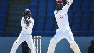 WI vs SL, 1st Test: क्रुमाह बोन्नर ने करियर के तीसरे टेस्ट में जड़ा शतक, मुकाबला ड्रॉ