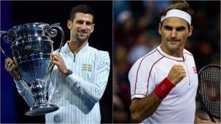Novak Djokovic Equals Roger Federer's Record For Most Weeks as World No.1 at ATP Rankings
