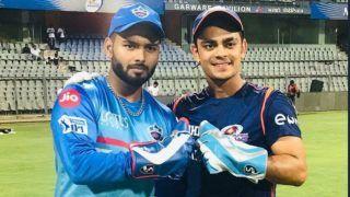 Team india has two players like mahendra singh dhoni as rishabh pant and ishan kishan saba karim 4495341