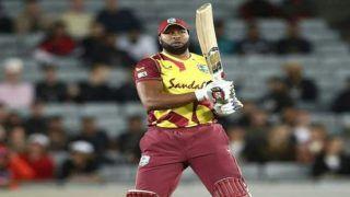 WATCH: अंतरराष्ट्रीय क्रिकेट में 6 गेंदो पर 6 छक्के लगाने वाले दुनिया के तीसरे बल्लेबाज बने कीरोन पोलार्ड