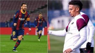 Barcelona vs PSG Live Streaming Champions League in India: Preview, Squads, Prediction - Where to Watch PSG vs BAR Round of 16 Live Stream Football Match Online on SonyLIV App, JIO TV; TV Telecast on Sony Ten in India