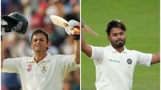 Rishabh Pant's Reaction After Joining Adam Gilchrist in Elite Club is Priceless