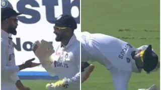 WATCH | Pant's Stunning KICK-UP Impresses Kohli During 4th Test at Motera