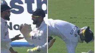 WATCH | Pant's Stunning KICK-UP Impresses Kohli During 4th Test at Motera