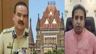 मुंबई के पूर्व पुलिस कमिश्नर परमबीर सिंह ने बॉम्बे हाईकोर्ट में याचिका दायर की