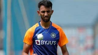 Prasidh Krishna is a Future Star For India: VVS Laxman After Pacer Makes Debut in 1st ODI