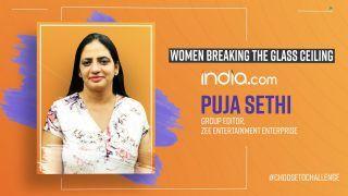 Women Breaking The Glass Ceiling: Meet Puja Sethi, Group Editor ZEEL   Women's Day