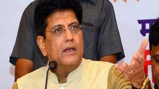 पीयूष गोयल ने कहा- पश्चिम बंगाल में 45 साल से अटकी है रेल परियोजना, ममता सरकार नहीं कर रही सहयोग
