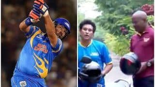 Yuvraj Singh's EPIC Response to Sachin Tendulkar-Brian Lara's Road Safety Message Ahead of IN-L vs SL-L Final