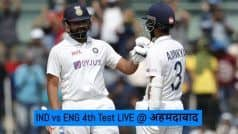 India vs England 4th Test, Day 1 LIVE: ????? ???? ?? ??? ????, 4 ????? ?????? 100 ?? ???? ????
