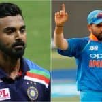 IND vs ENG: Rohit Sharma Backs 'Struggling' KL Rahul to Make it to Team India Squad For ICC T20 World Cup 2021