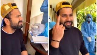 WATCH   Rohit's Reaction When Pant POKES Fun at Him is Unmissable