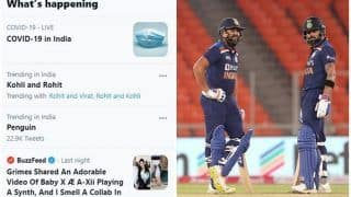Rohit Sharma, Virat Kohli Trend After Duo Open in Decider Against England | SEE POSTS
