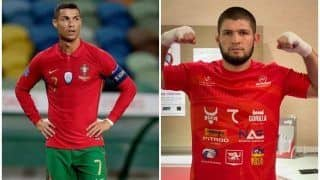 Cristiano Ronaldo Tells Khabib Nurmagomedov His BIGGEST Worry in Life