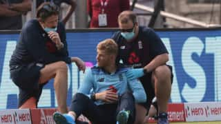 India vs England: इंग्लैंड को एक और झटका, कप्तान मोर्गन के बाद सैम बिलिंग्स भी चोटिल