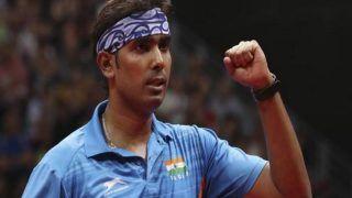 Sharath Kamal ने चौथी बार किया ओलंपिक के लिए क्वालीफाई