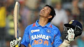 On this day in 2012 sachin tendulkar became the only batsman in the history of cricket to notch up hundred international hundred 4494541