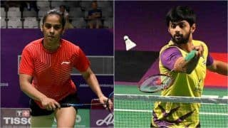 Saina Nehwal Retires From All England Badminton 2021 Due to Injury; Four Indians Enter 2nd Round of Men's Singles