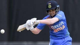 Icc women t20i rankings shafali verma climbs to 2nd spot without playing from last one year 4479094