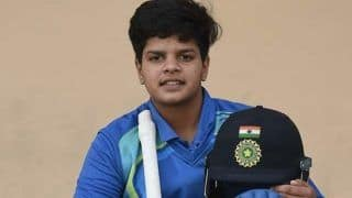 Shafali Verma is 'Special Talent': Anjum Chopra Pins Hopes on India Women's Teen Sensation to Turn Things in England