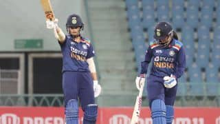 IND W vs SA W T20 Report: Shafali Verma, Rajeshwari Gayakwad Star as India Notch up Consolation 9-Wicket Win Against South Africa Women in 3rd T20I