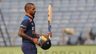 Sunil Gavaskar Hails Shikhar Dhawan For Dismissing Age-Talks With Brilliant 98 Against England