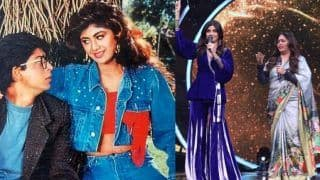 Indian Idol 12 के सेट पर Shilpa Shetty ने सुनाया 'बाजीगर' का किस्सा, शाहरुख खान को लेकर कही ये बात