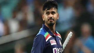 OUCH | Iyer Walks Off Field With Shoulder Injury in Pune During 1st ODI