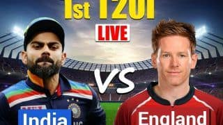 Highlights IND vs ENG 1st T20I: Clinical England Beat India by 8 Wickets