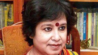Jharkhand में सड़क जाम कर नमाज़ पढ़ने की फोटो वायरल, Taslima  Nasreen  ने कही यह बात