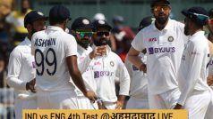 India vs England 4th Test, Day 1 Live: दूसरे सत्र का खेल जारी, इंग्लैंड को चौथा झटका- ENG: 78/4