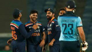 Live Score, India vs England, 3rd ODI: सैम कर्रन की जादूई पारी के बावजूद सात रन से जीता भारत, 2-1 से नाम की सीरीज