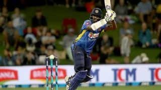 Major clubs limited over tournament 2021 sri lanka army sports club vs bloomfield cricket and athletic club thisara perera hit 6 sixes in an over 4543179