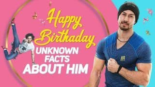 Happy Birthday, Tiger Shroff: Do You Know he Never Wanted to be an Actor? Unknown Facts - Watch Video