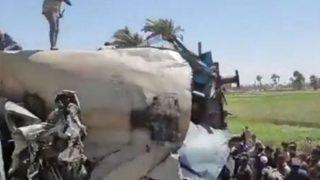 32 Killed, 66 Injured As Two Passenger Trains Collide in Egypt's Sohag
