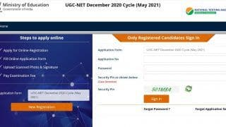 UGC NET 2021: Registration Ends Soon, Check Direct Link And Steps to Apply Here