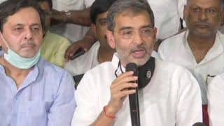Upendra Kushwaha's RLSP Returns to Nitish Kumar's JDU Fold After 9 Years, Gets Rewarded With Top Post