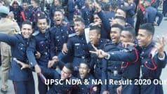 UPSC NDA & NA I Result 2020 Out: UPSC ने जारी किया NDA & NA I 2020 का रिजल्ट, ये है चेक करने का Direct Link
