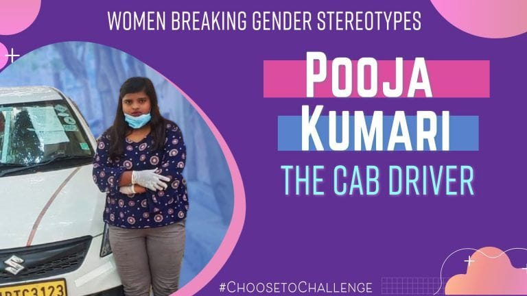 Women's Day 2021: How Pooja Kumari is a Cab Driver is Breaking Gender Stereotypes